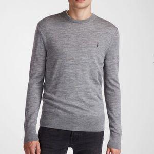 ALL SAINTS merino sweater